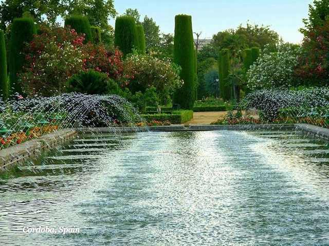 BONJOUR MES AMIS The Beautiful Fountains of