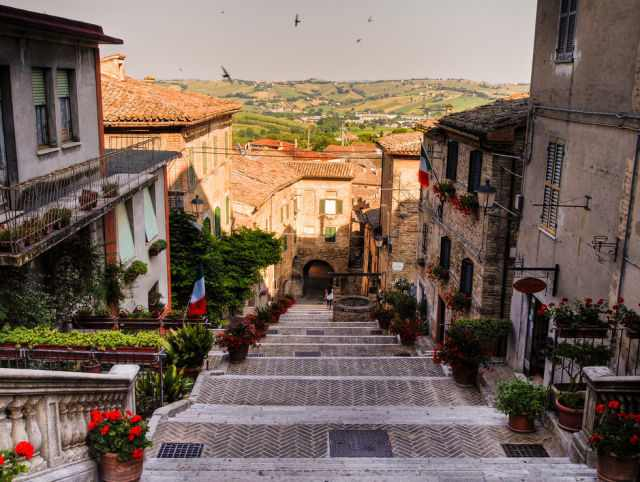 little towns of Italy